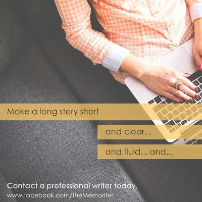 professional writer in Cebu