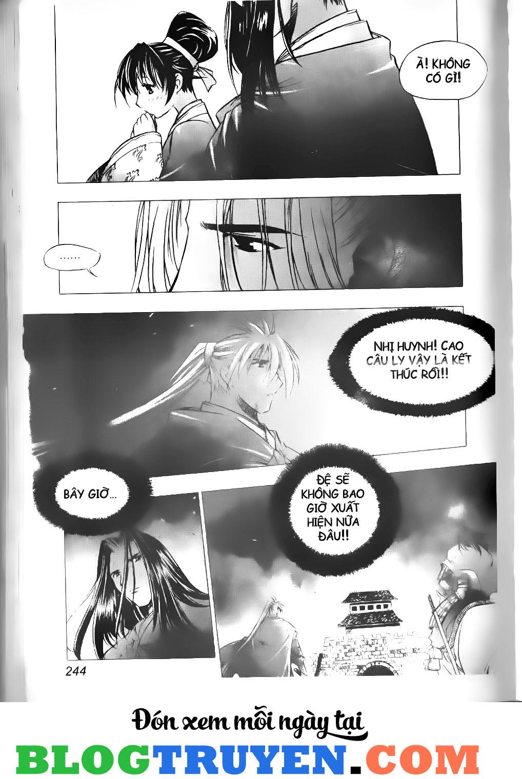 Thiên Lang Liệt Truyện chap 123 – Kết thúc Trang 13 - Mangak.info