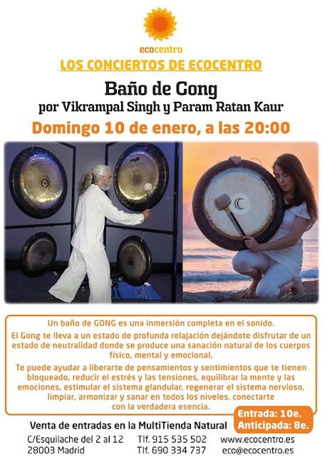 ARTÍCULOS A MOSTRAR, gong Madrid, terapia de sonido madrid,