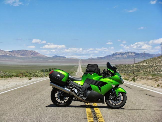 Erik's Motorcycle Trips