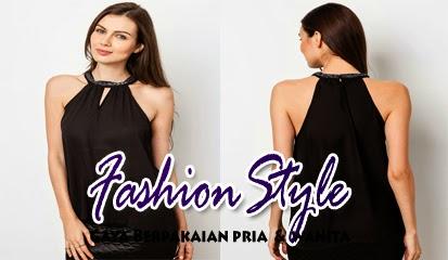 Model Baju Blouse Wanita Trend Terbaru 2014