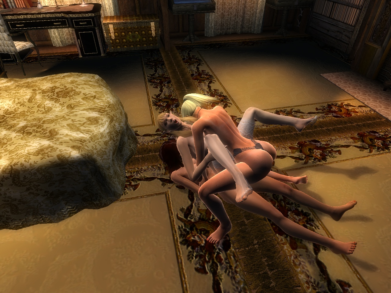 Oblivion adult mod youtube sexy pic