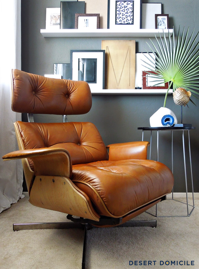 "conquering craigslist: the story of my plycraft ""eames"" lounge"
