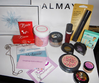 gifts from spark sessions: benefit cosmetics and almay