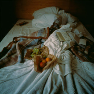 Nan goldin -  My bed, hotel La Louisiane, Paris