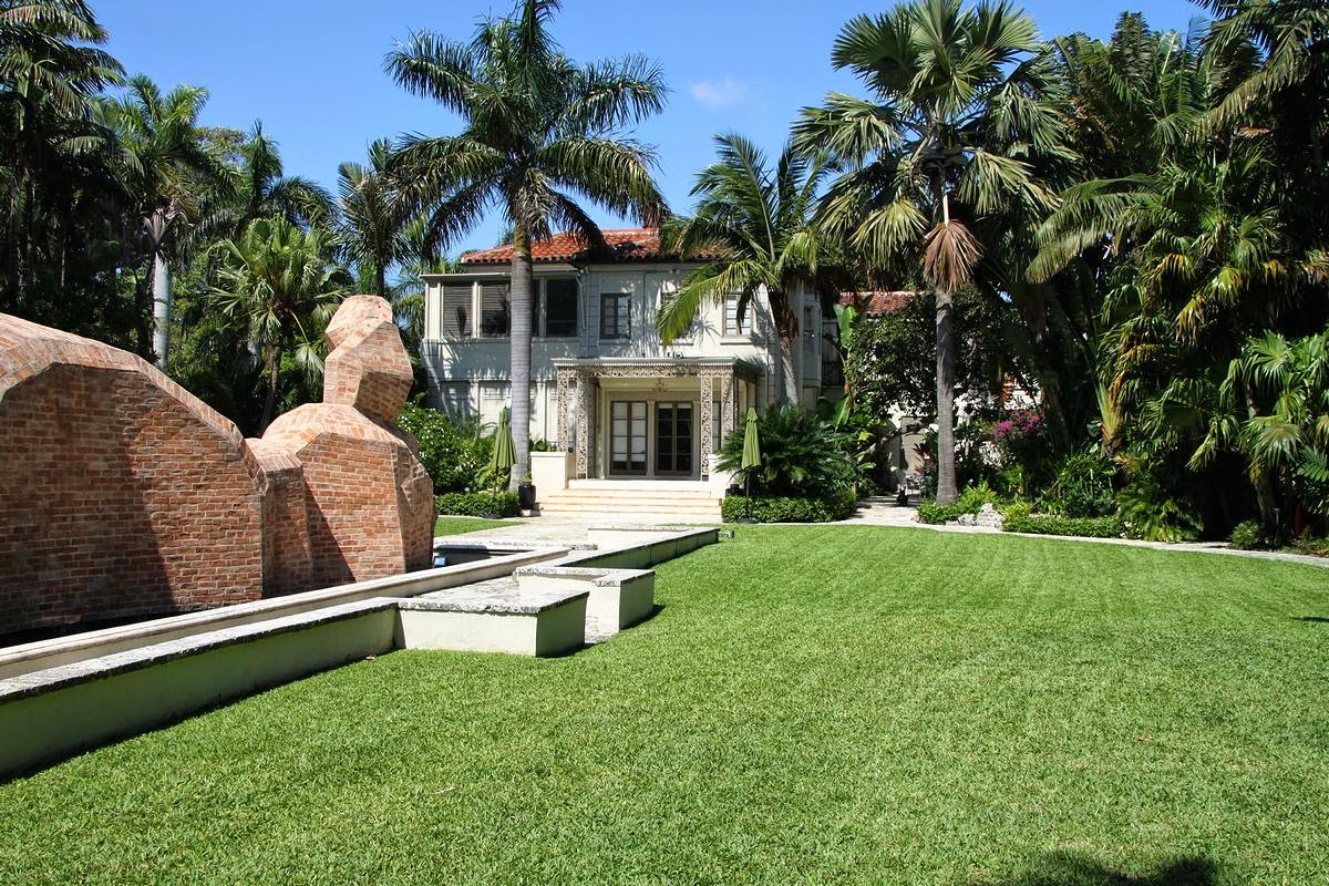 Ann Norton Sculpture Garden em Palm Beach