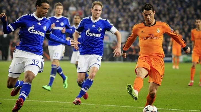 Real Madrid vs Schalke 04 en vivo