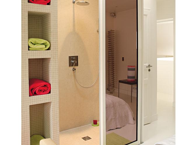 Decocasa Nichos no banheiro -> Nicho Armario Banheiro