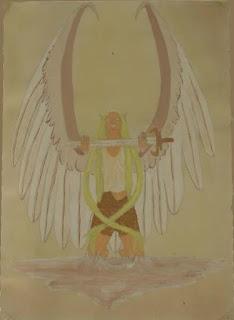 """""""El peso de la espada, redención... si es pluma"""""""