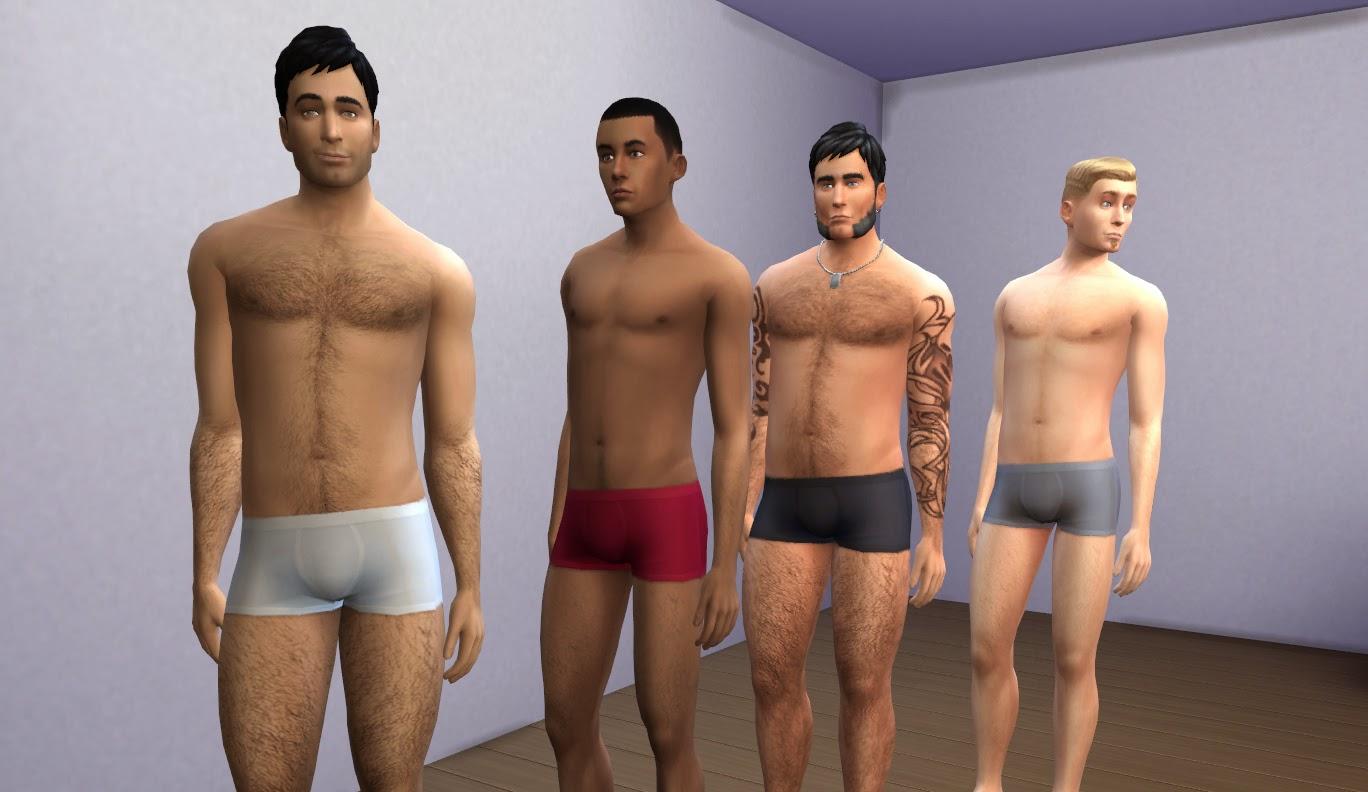Mod The Sims Body Hair V4 Mod The Sims Body Hair V4