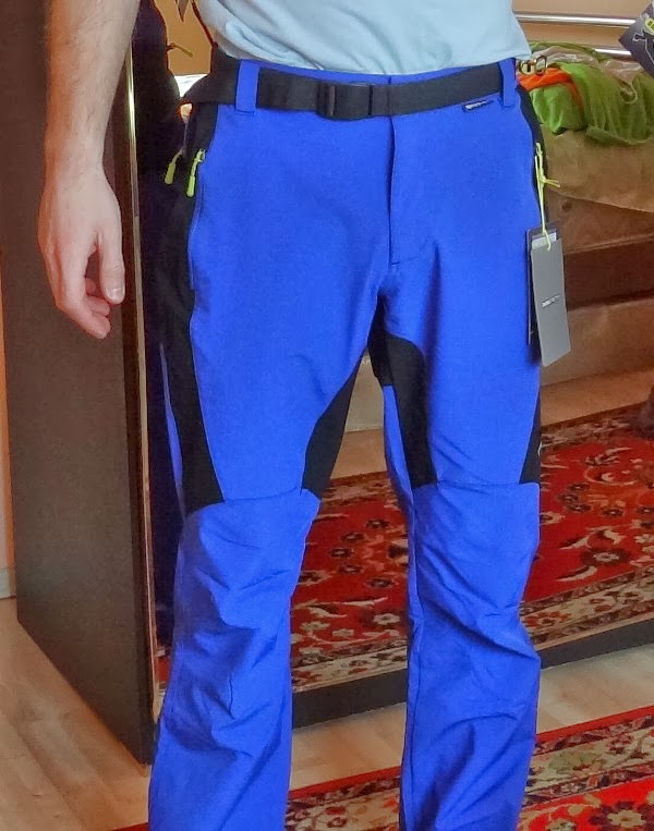 Salewa Hiking Pants - DuraStretch