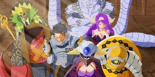 Fairy Tail, Weekly Shonen Magazine, Actu Manga, Manga, Kodansha, Actu Japanime, Japanime, Hiro Mashima,
