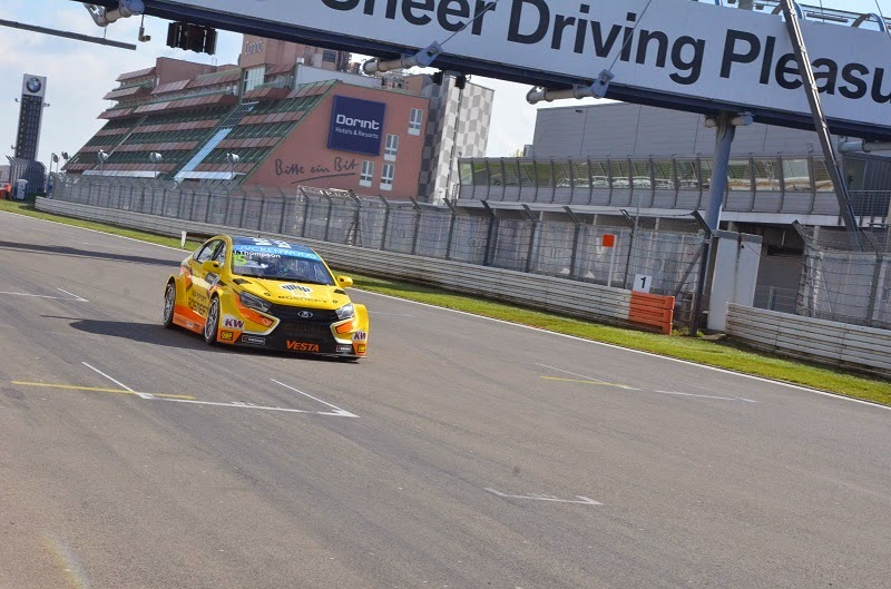 Η LADA VESTA TC1 για πρώτη φορά στο Nurburgring Nordschleife
