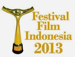 Daftar Nominasi Festival Film Indonesia 2013