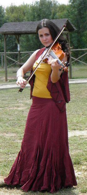Patricia San Martin of Celtibeerian