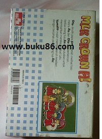 Komik Milk Crown H! Lengkap