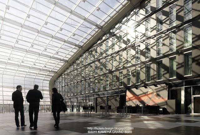 Kameha Grand Bonn_1_Les plus beaux HOTELS DESIGN du monde