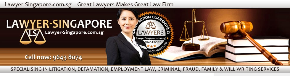 Lawyer Singapore