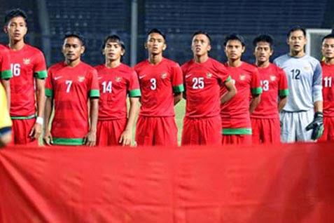 Jadwal Timnas Indonesia U-23 di Asian Games 2014 RCTI