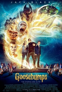 Filme  Goosebumps Monstros e Arrepios  Torrent