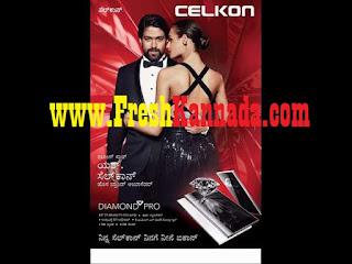 celkon mobile brand ambassador rocking star yash
