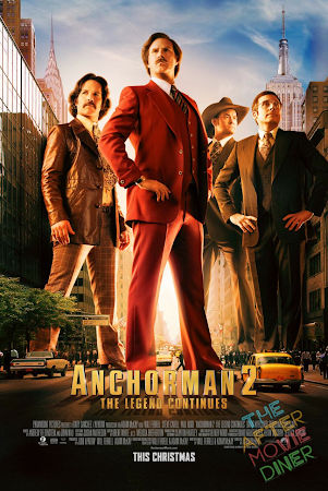 Anchorman 2 The Legend Continues 2013 UNRATED