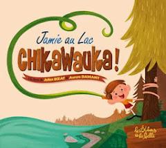 Jamie au Lac Chikawauka!