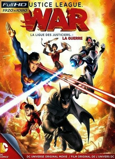 Hd movies justice league war 2014 prevod