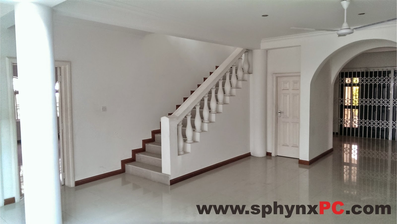 Sphynx house for sale east airport accra ghana for Modern house estate agents