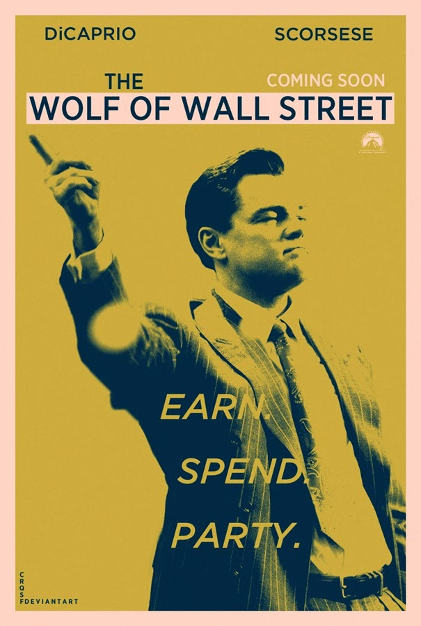 Para Avcısı – The Wolf of Wall Street (2013)