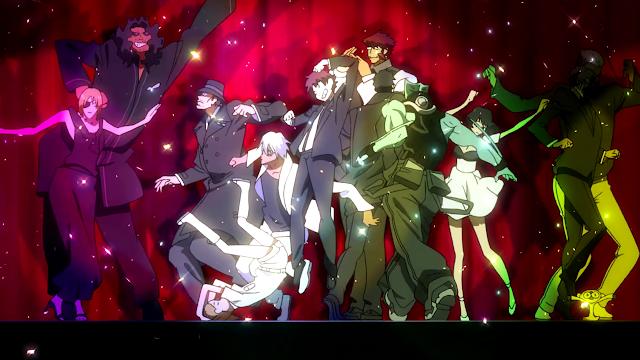 Anime Action Terbaik Kekkai Sensen