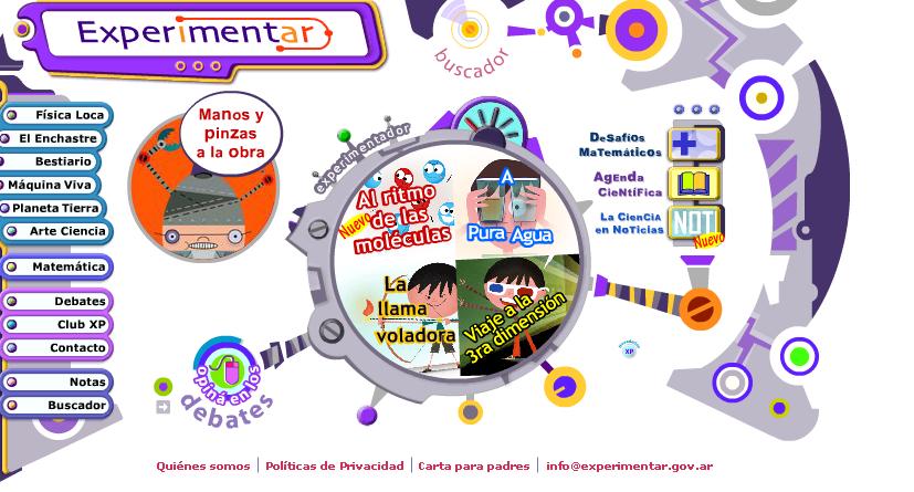 http://experimentar.gov.ar/home/home.php