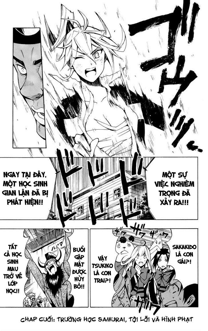 Samurai High School chap 25 Trang 2 - Mangak.info
