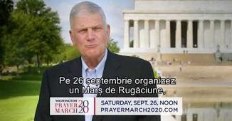 Franklim Graham 🔴 Singura speranță a Americii este Dumnezeu
