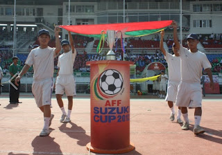 Jadwal Lengkap Pertandingan Piala AFF Suzuki Cup 2012