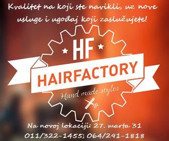 Fabrika dobrih frizura!