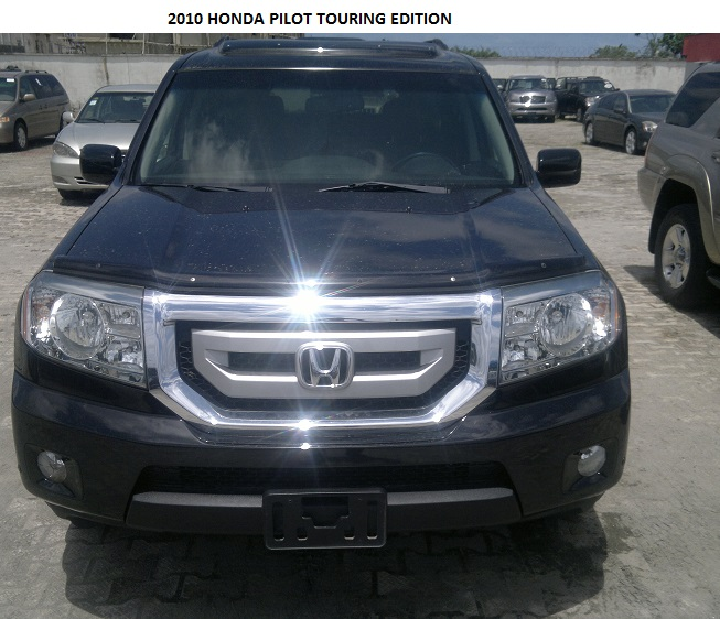 BUY MODERN CHEAP CARS IN NIGERIA  2011 Honda Pilot 4WD Touring