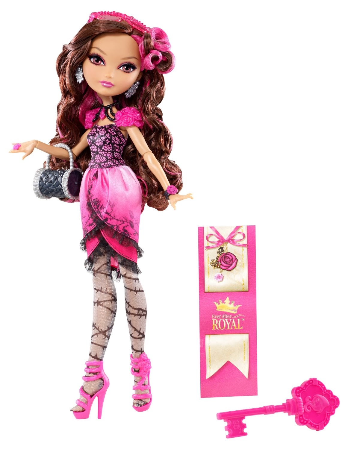 TOYS : Briar Beauty : Ever After High | DOLL | MUÑECA | BRIAR BEAUTY Es la hija deLa Bella Durmiente