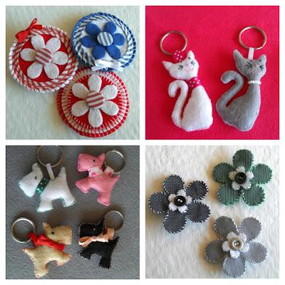 complementos handmade Coquetona