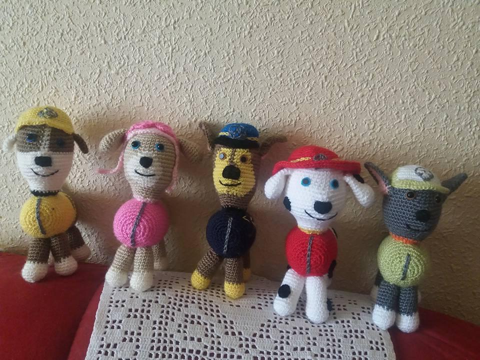 Manualidades cemar patrulla canina - Manualidades patrulla canina ...