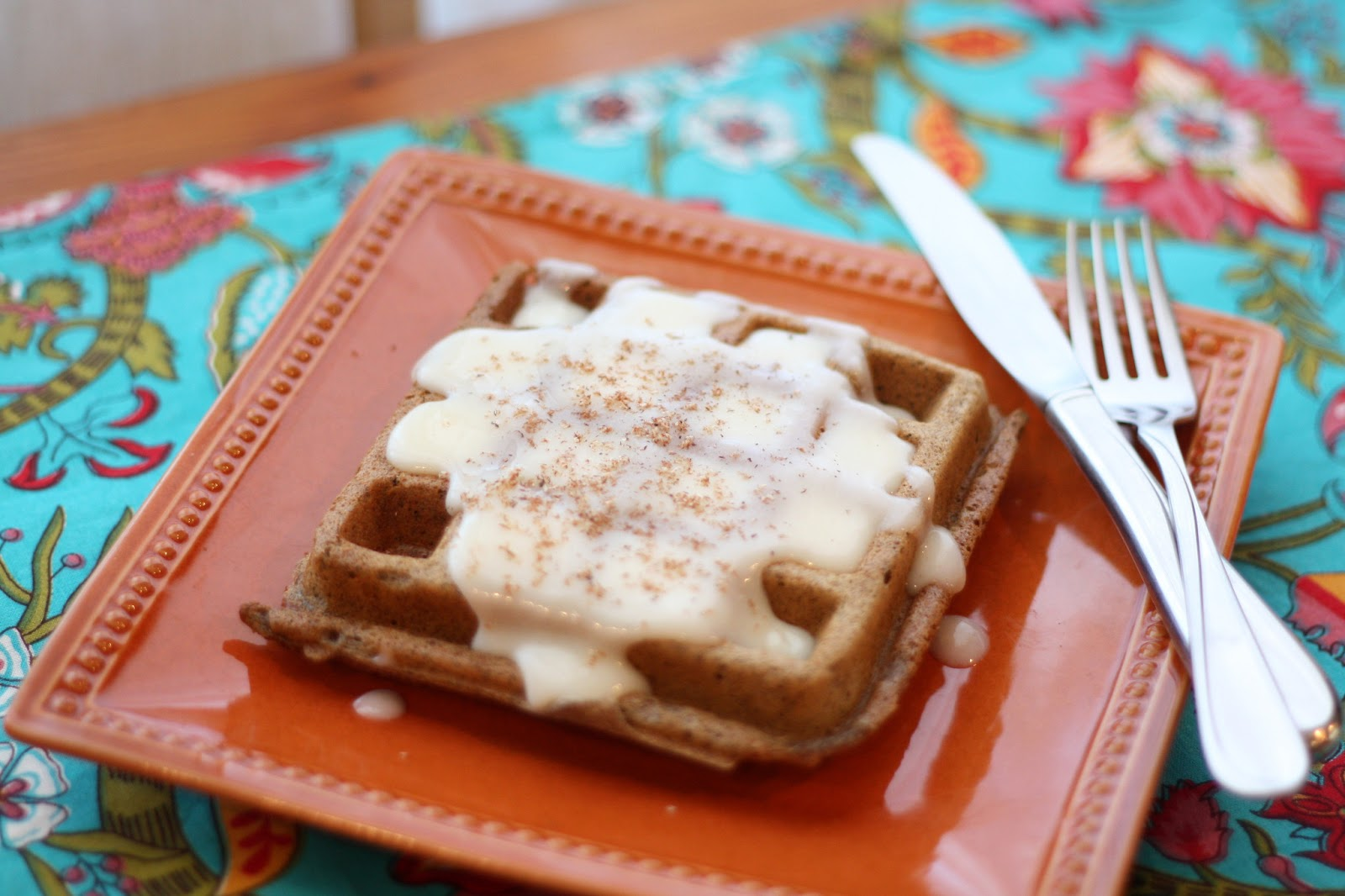 Gluten-Free Brown-Butter Yeast Waffles Recipe — Dishmaps