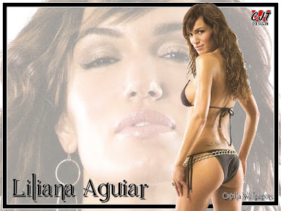 Liliana Aguiar Hot Wallpaper