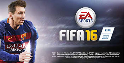 FIFA 16 Ultimate Team Apk + Data