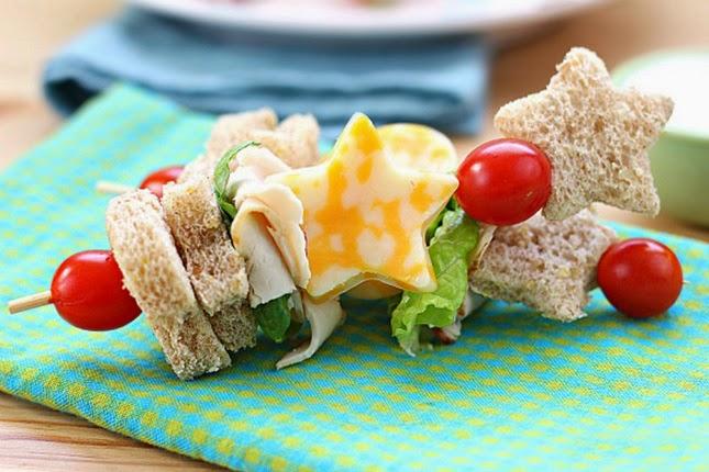 sandwich kebobs