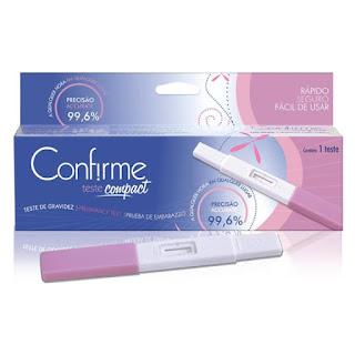 Teste de gravidez Confirme Compact®