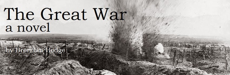 The Great War, a novel