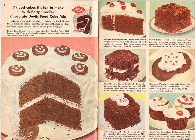 Chocolate Devils Food Cake Mix 7 Good Fun To Make Cakes