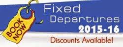 Fixed Departures 2015 - 16