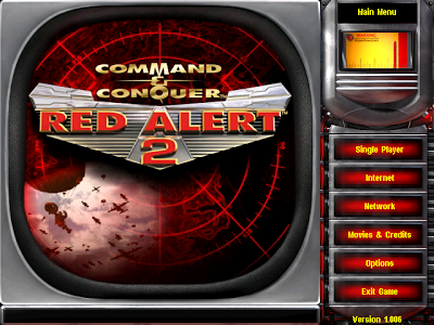 Red Alert 2 screenshot