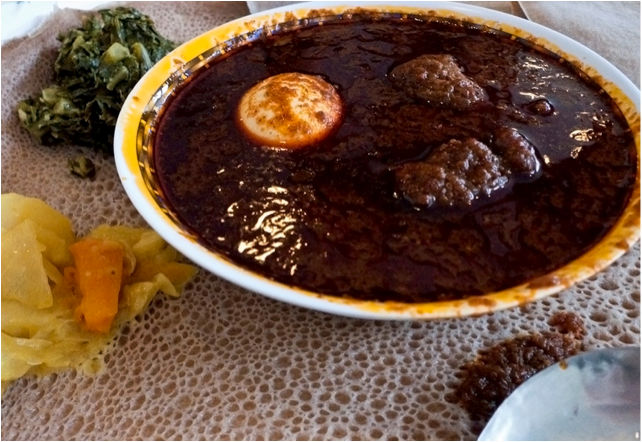 doro wot is a famous ethiopian dish in order to make doro wot we ...
